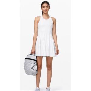 Lululemon White Court Crush Tennis Dress